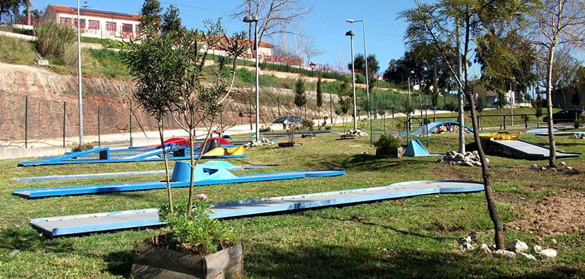Coimbra Camping - Minigolfe