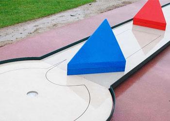 Minigolfe Escalos de Cima