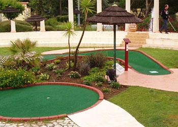 Minigolfe Family Golf Park