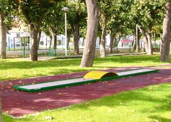 Minigolfe Figueira de Castelo Rodrigo
