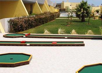 Minigolfe Lagos Haviti