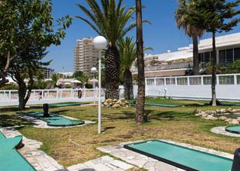 Minigolfe Vasco da Gama Hotel