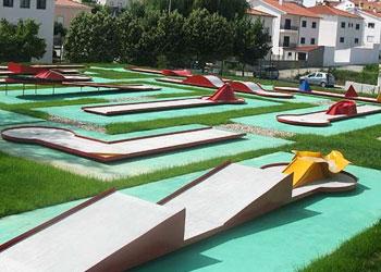Minigolfe Vila de Rei