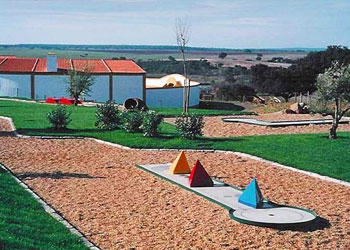 Minigolfe Vila Galé Clube de Campo