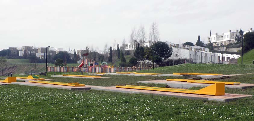 Minigolfe Montebelo Aguieira