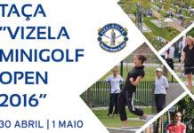 Vizela Minigolf Open 2016