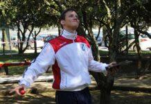 Fabio Lima Europeu Sub-23