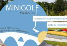 European Championships - Vizela 2016