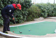 World Crazy Golf Championships - Nuno Cunha