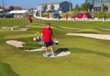 World Adventure Golf Masters