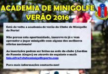 Academia de minigolfe