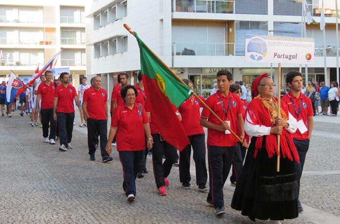 40 anos Federação Portuguesa de Minigolfe