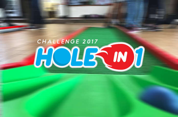 Hole in 1 Challenge 2017
