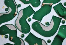 Minigolfe-DIY