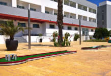 Minigolfe BejaParque Hotel