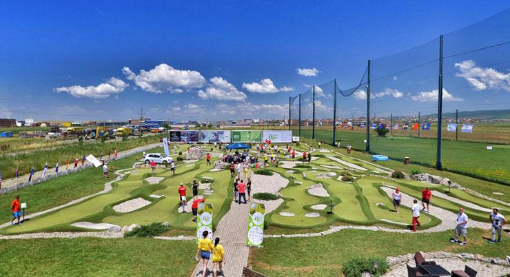 World Adventure Golf Masters 2016
