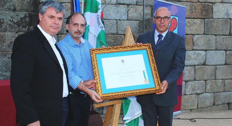 Minigolfe Clube de Lamego distinguido com Medalha de Ouro de mérito municipal