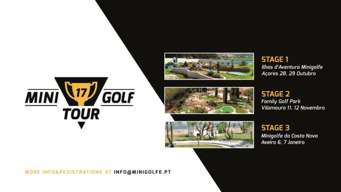 Minigolf-Tour 17