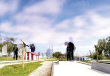 Minigolf Tour 17 Costa Nova