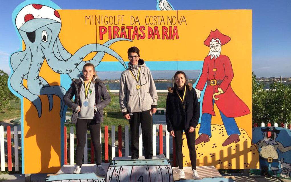 Minigolf Tour 17