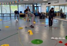 Minigolfe Escolas Albergaria