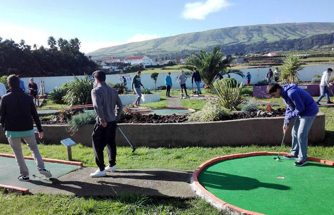 Minigolfe Açores