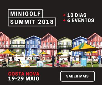 Minigolf Summit 2018 - Costa Nova
