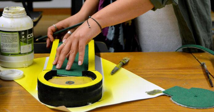 Projeto Minigolfe para Cegos