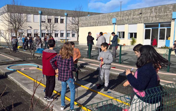 Escola-Gafanha-Minigolfe