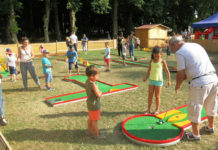 Minigolfe-Loisirs-Parc