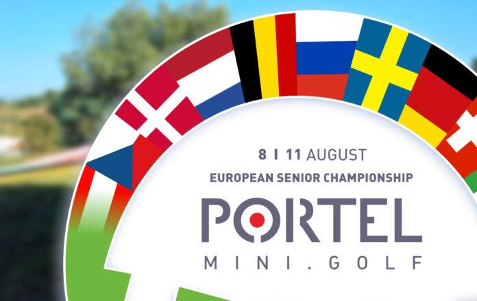 Campeonato Europeu Seniores Minigolfe Portel