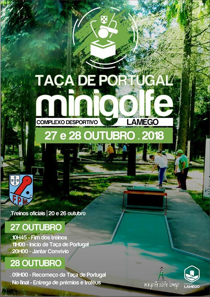 Taca Portugal Minigolfe 2018
