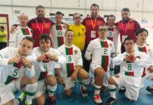 Futsal-Sindrome-Down