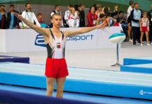 Campeão do Mundo de Trampolim