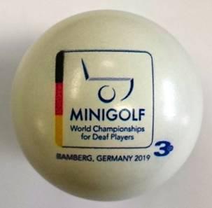 Bola Mundial de Minigolfe Surdos