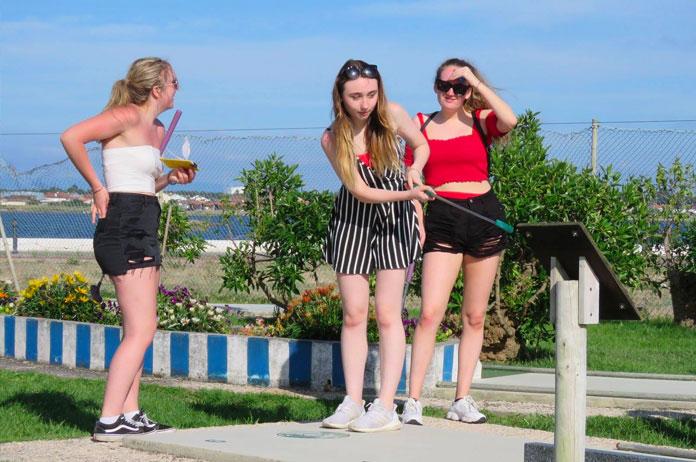 Minigolfe-para-visitar-na-Pascoa