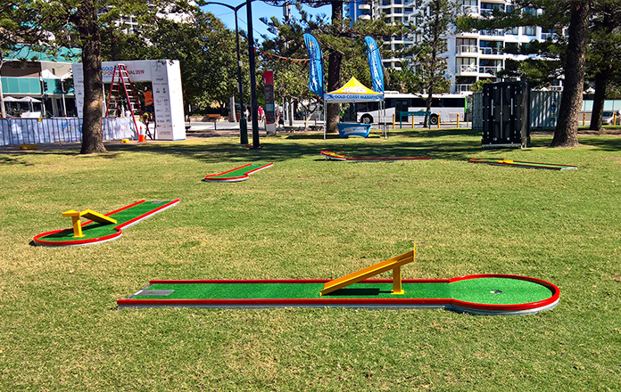 Minigolfe-Gold-Coast-Sports-Festival