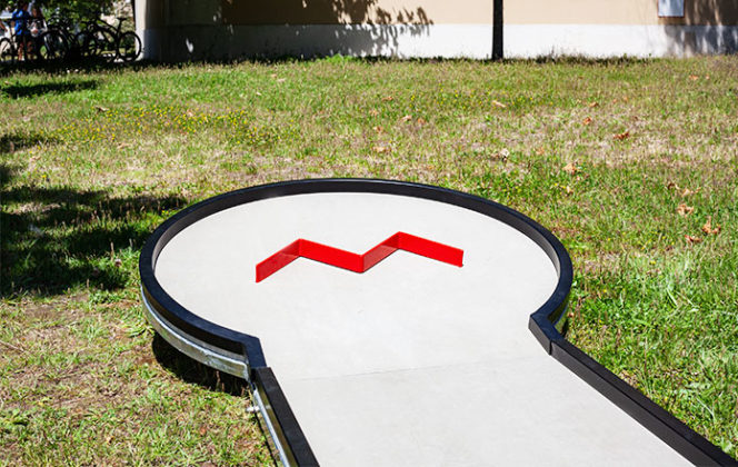 Speed Minigolf