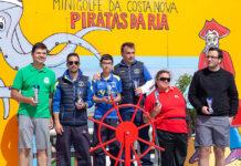 Torneio Minigolfe Mestres e Caloiros
