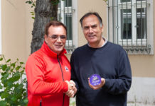 Pedro Lagarto Desporto Escolar