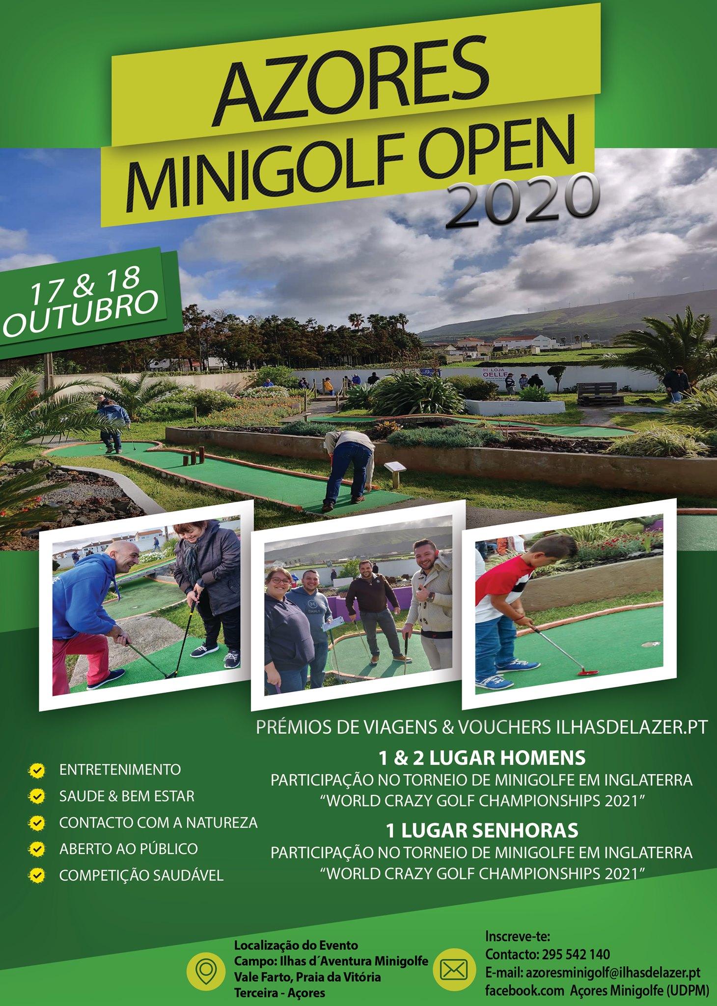 Azores Minigolf Open 2020