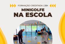 Minigolfe na Escola