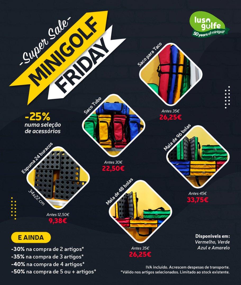 Minigolf Friday