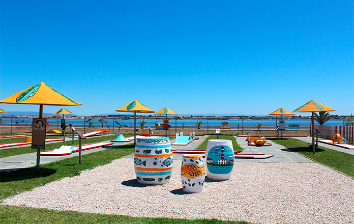 Minigolfe-Costa-Nova